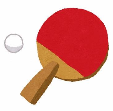 西区の不動産はトーアハウジング:卓球